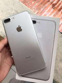 iPhone 7 plus (Silver) 128GB