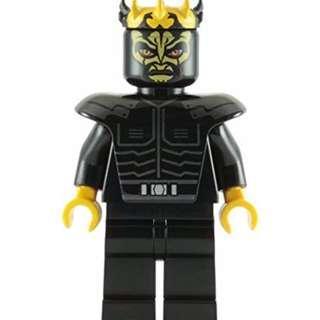 Lego Star Wars Savage Opress