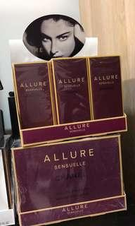 Allure sensuelle EDP 20ml pocket perfume