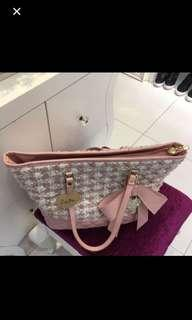 Lavina Pink handbag