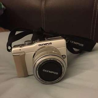 OLYMPUS PEN E-PL1 With 14-44mm Lens