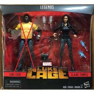 Marvel Legends Claire Temple from Luke Cage 2-Pack