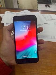 iPhone 7 plus 256gb Blackmatte resmi
