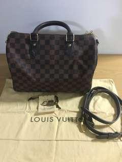 Louis Vuitton speedy 30 daimer