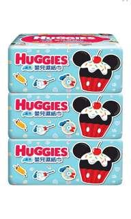 Huggies 嬰兒濕紙巾
