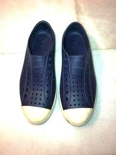 Original NATIVE slip on rubber loafers shoes