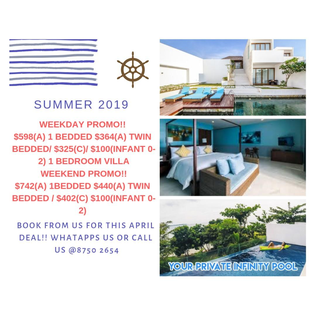 3D2N Summer April Staycation @ Montigo Resorts