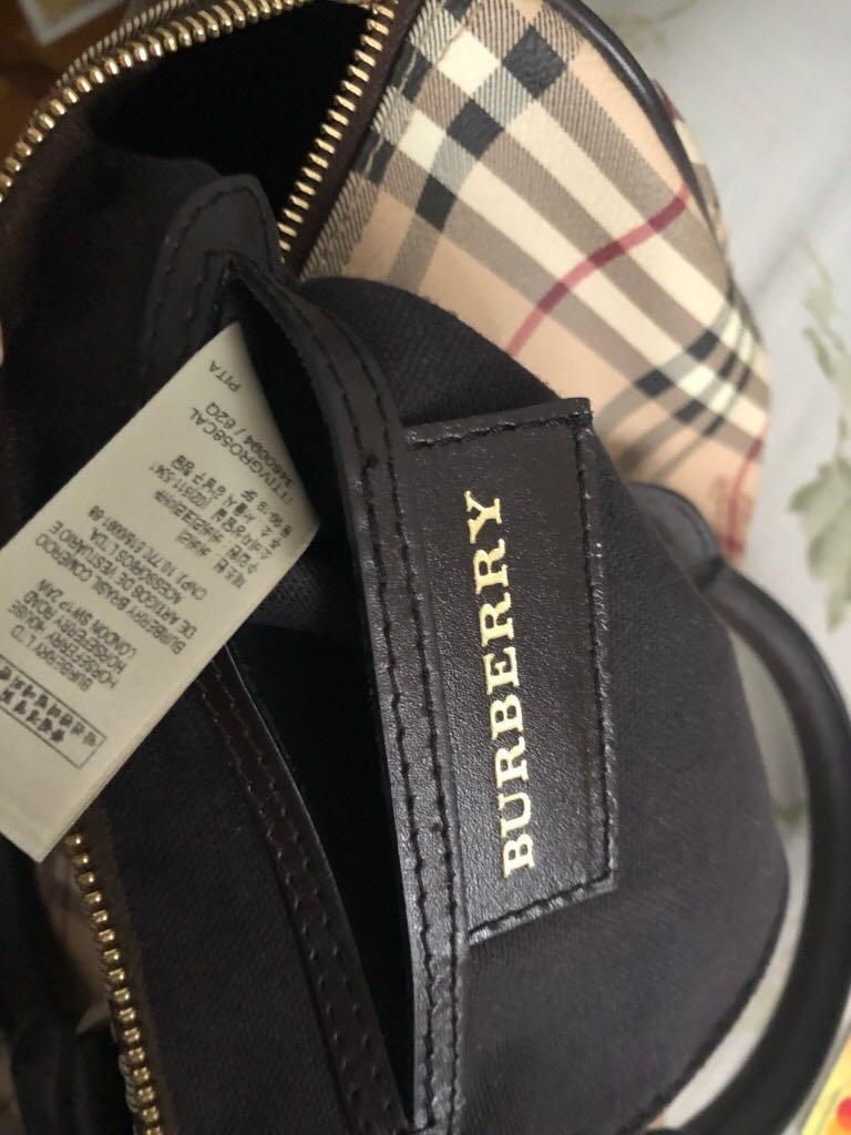 💯 Authentic Burberry Bag w/ dustbag in perfect condition
