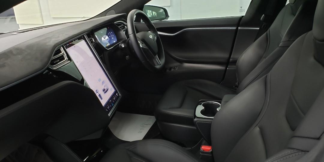 2016 TESLA MODEL S70