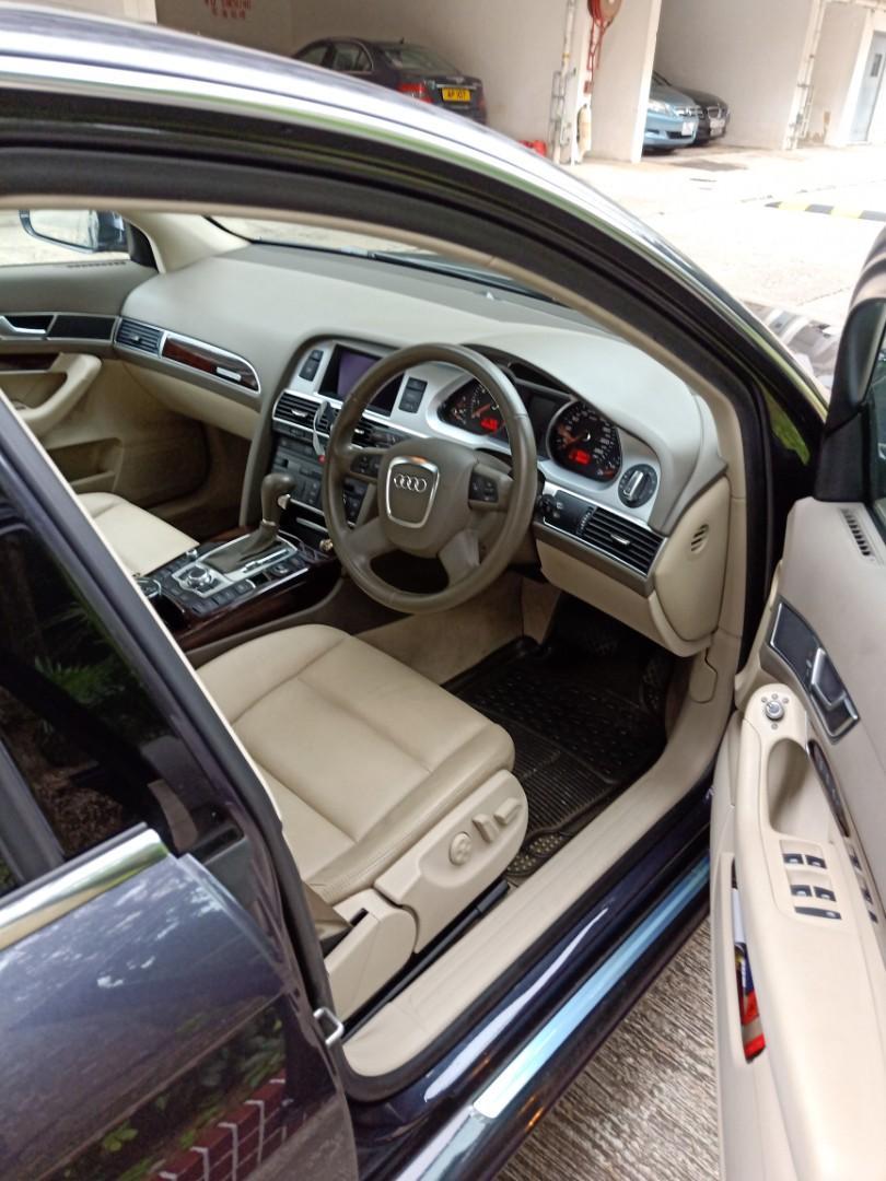 2009 Audi A6 2.8 quattro