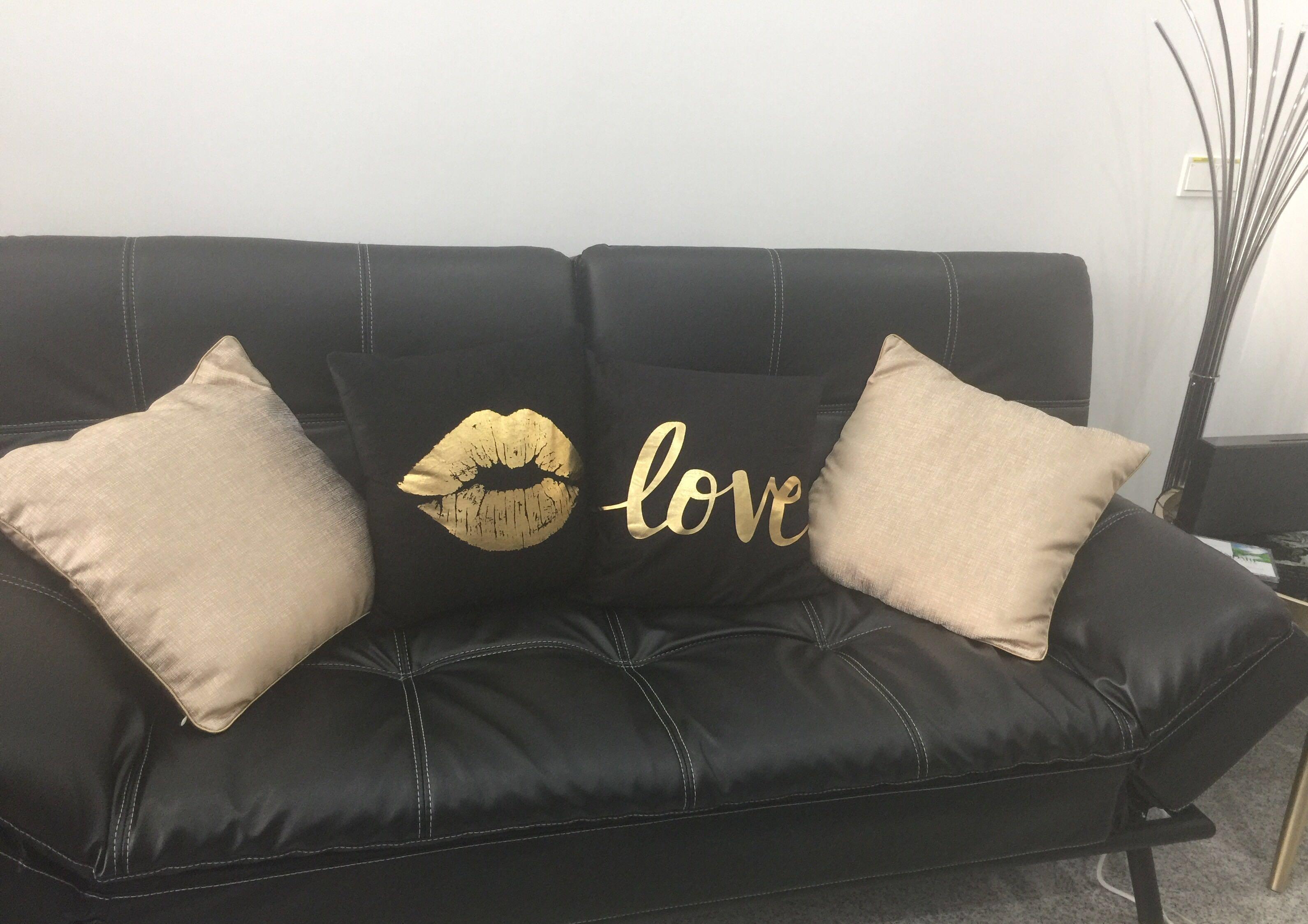 Black Sofa Bed Clearance Sale
