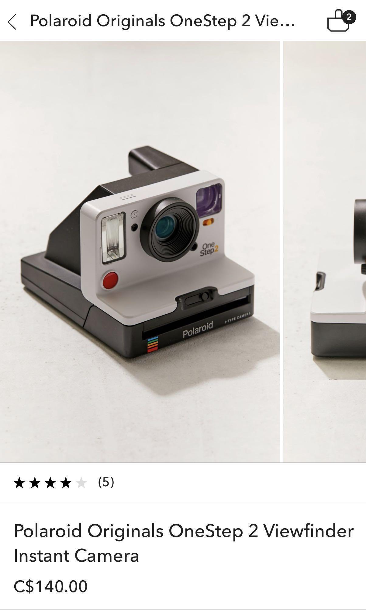 BNIB Polaroid OneStep 2 Camera
