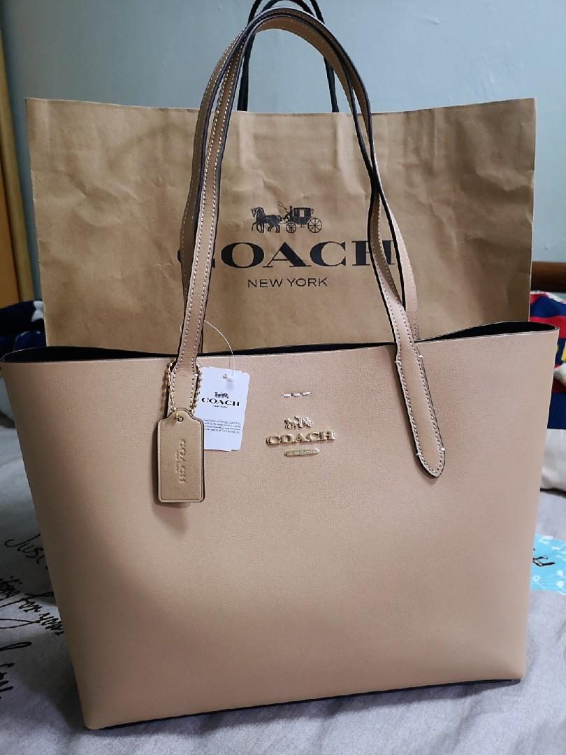 6a7f3c2f0 BNWT - Coach bag outlet: IMNOU Avenue Tote bag (*Price reduced ...