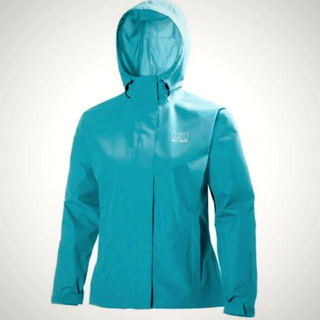 Brand New Helly Hansen Seven J Rain Jacket