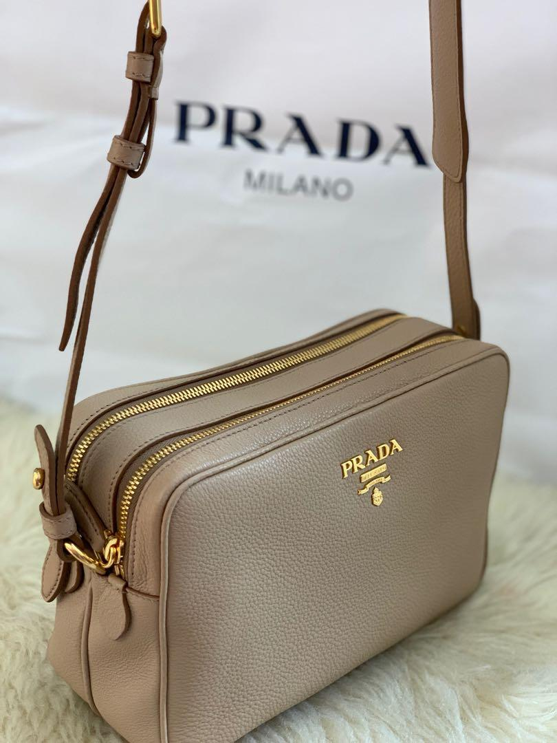 Brand NEW Prada Double Zip