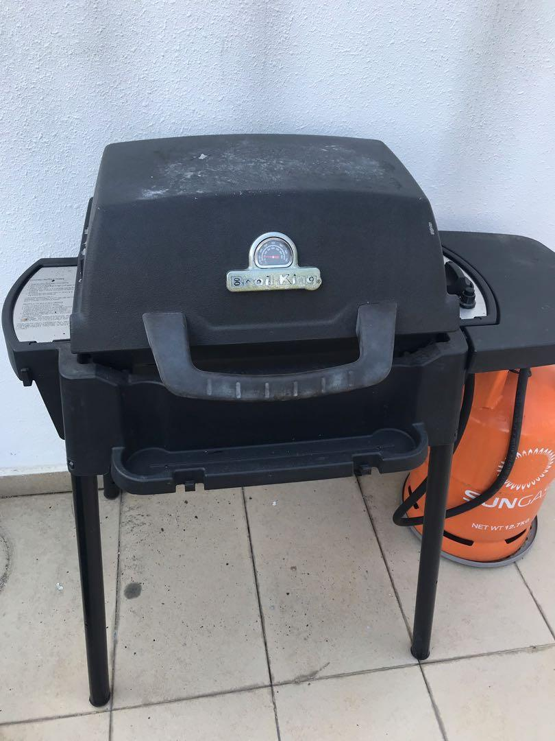 Broil King Portable Gas Bbq Grill Home
