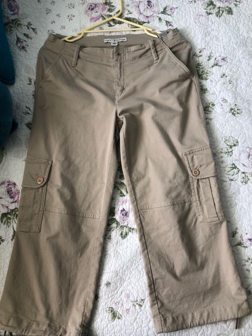 CARGO PANTS - TOMMY HILFIGER