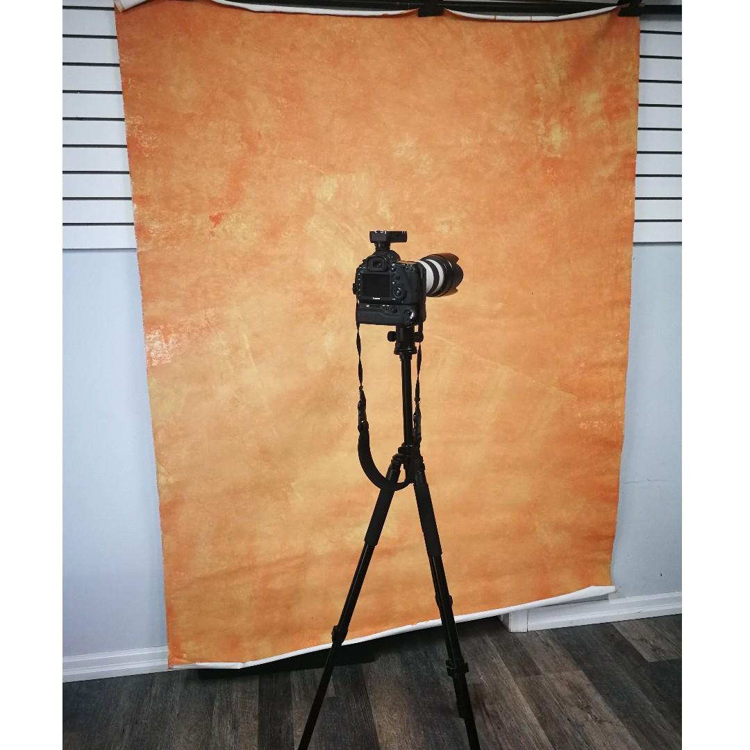 Custom Painted Backdrop/Background for Photography
