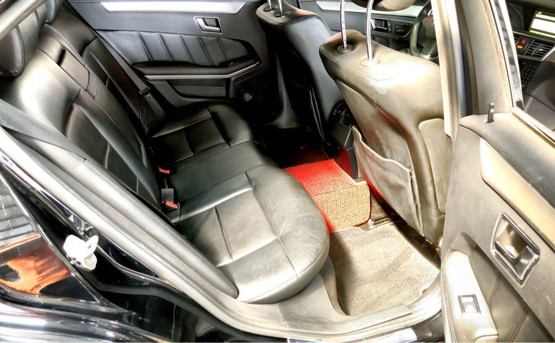 E350 BENZ 2011年 L7音響頂配