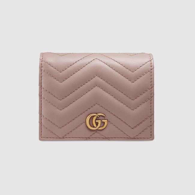 the best attitude 7bbd0 613e7 Gucci Marmont Card Case