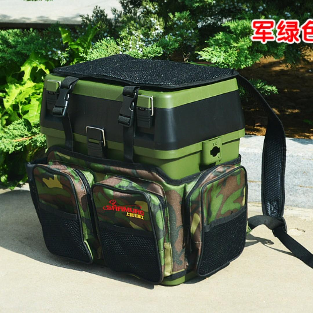 Haversack for Tackle box