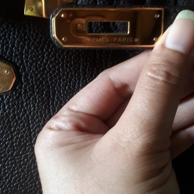 Hermes Birkin 30cm, mulus, mirror(1:1)