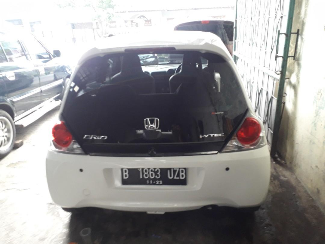 Honda Brio CBU automatic cc 1.3