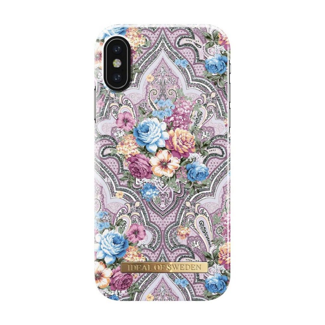 edf0c0c1b5 IDEAL OF SWEDEN IPHONE XS/XR/XSMAX - ROMANTIC PAISLEY, Mobile Phones ...