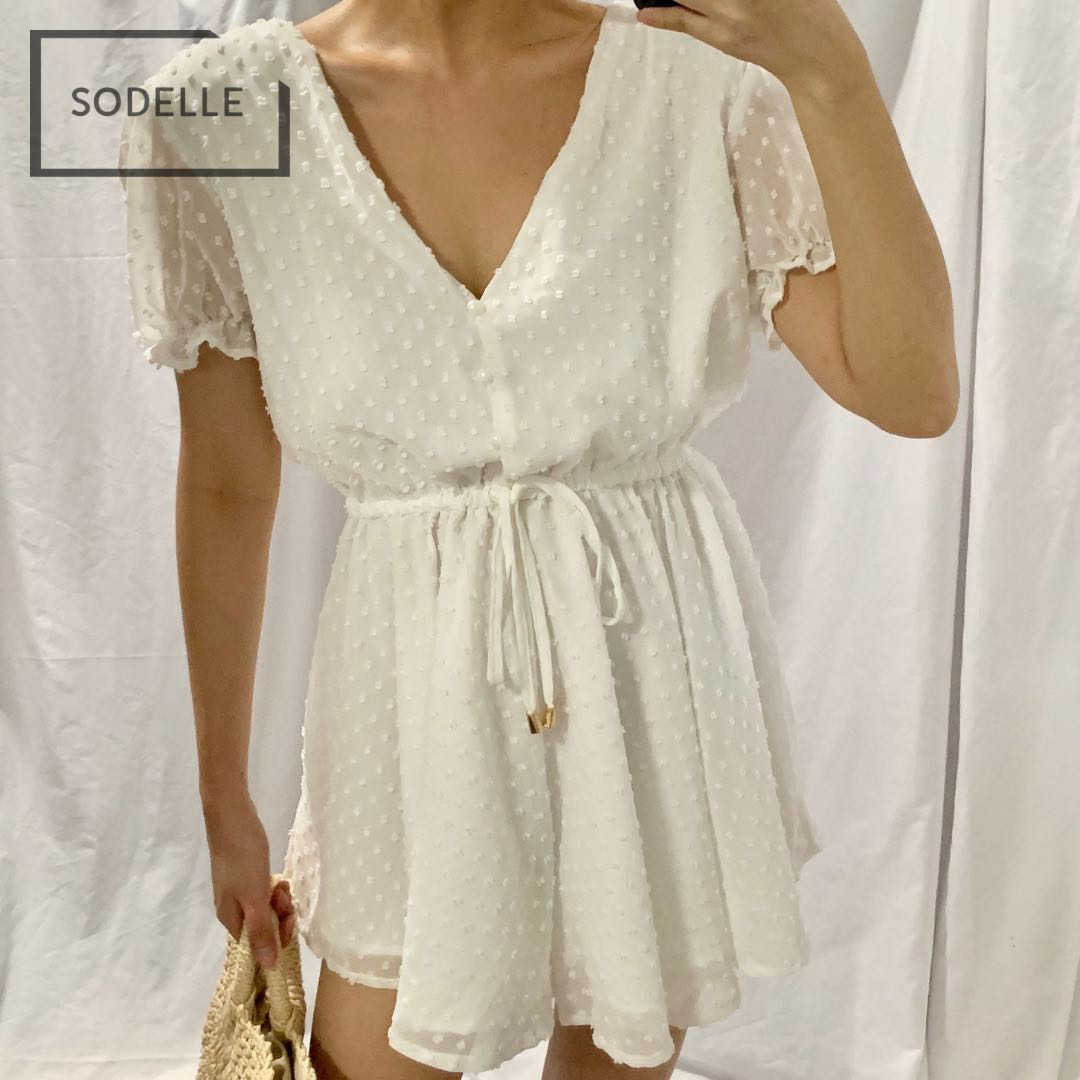 badd6737991 INSTOCKS Savannah Playsuit
