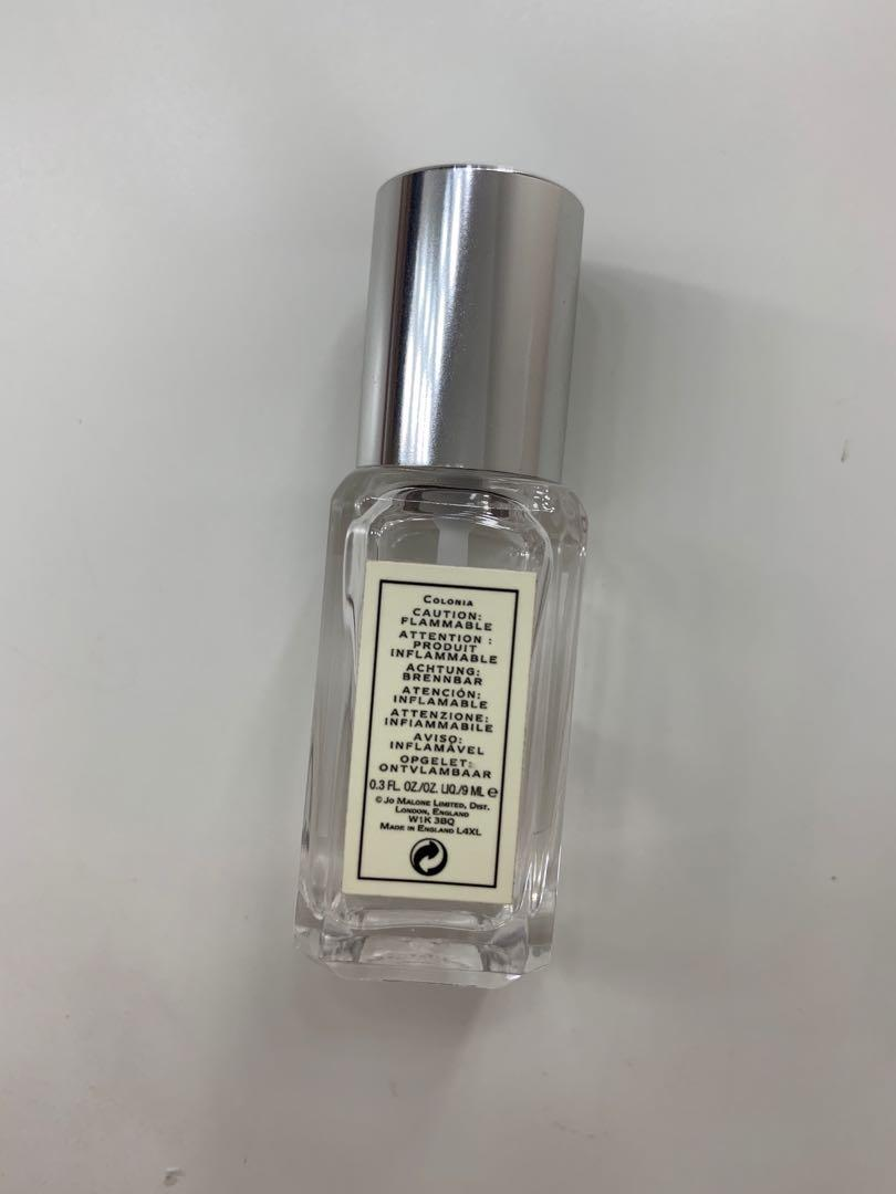 Jo Malone English pear and freesia 9ml travel size cologne
