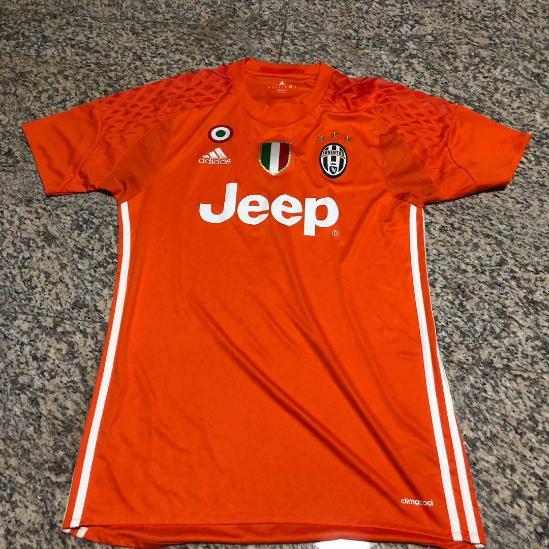 003709356 Juventus FC 2016 Buffon Jersey, Sports, Sports Apparel on Carousell