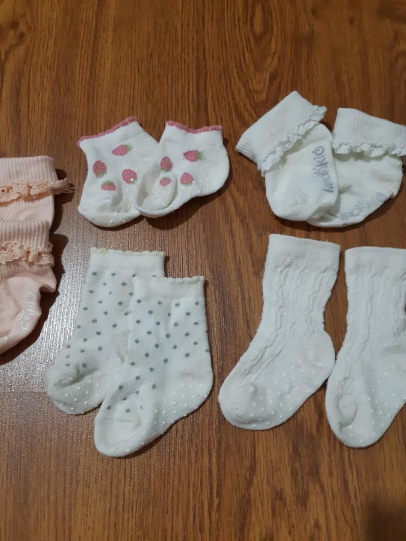 kaos kaki babygirl