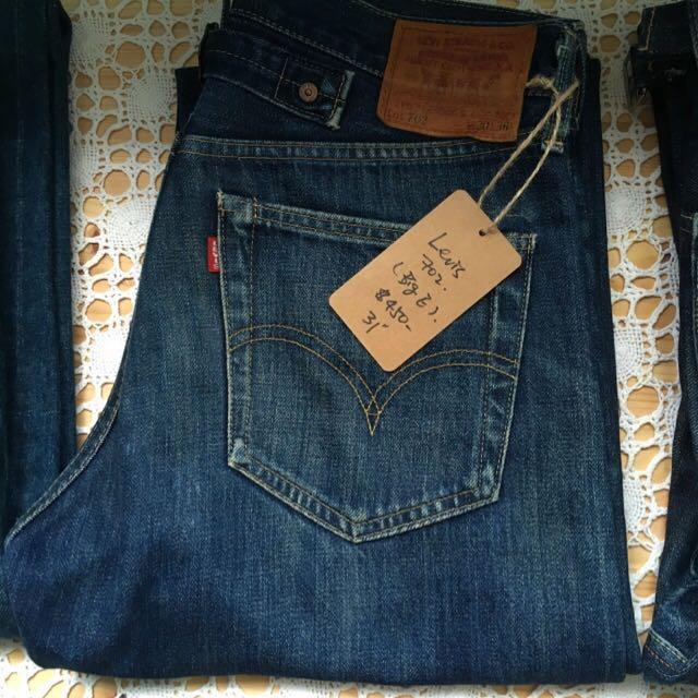 (實體店)Levis jeans
