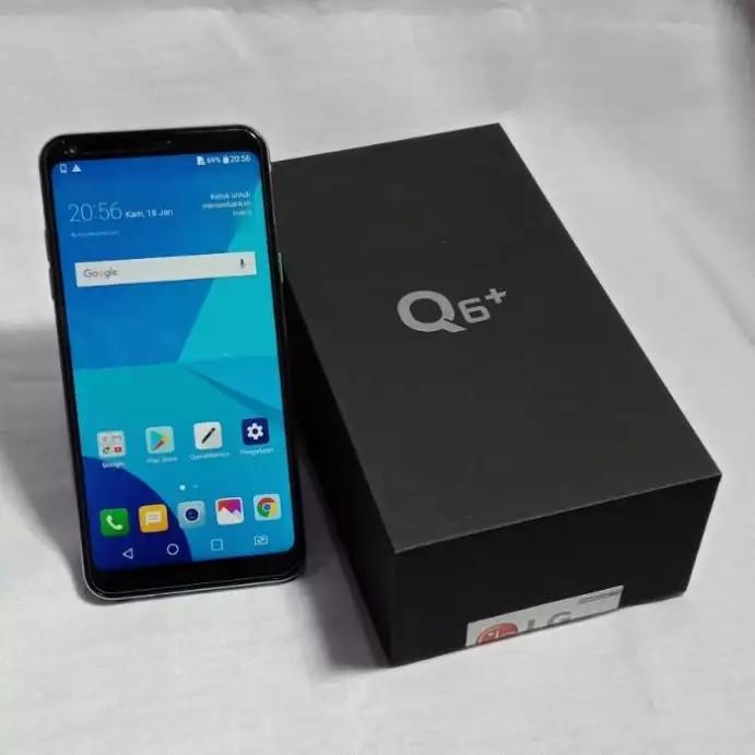 LG Q6 Plus Resmi Kredit Tanpa CC