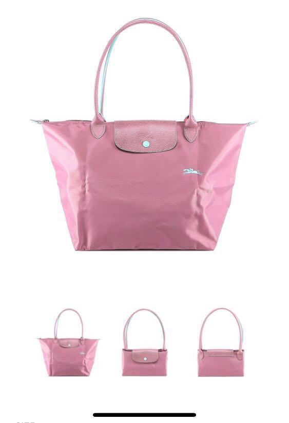 Longchamp Le Pliage Club Large Bag (70th Anniversary)