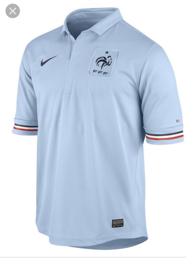 9203241e8bb French Soccer Shirts 2019 - Nils Stucki Kieferorthopäde