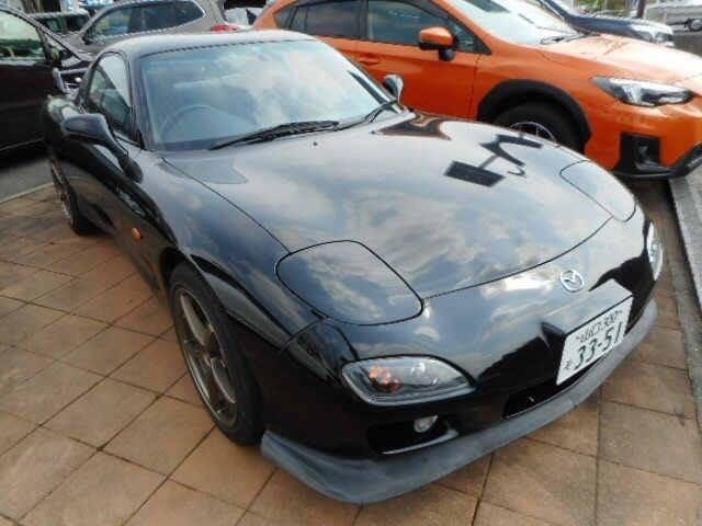 MAZDA RX7 1999(價錢面議)