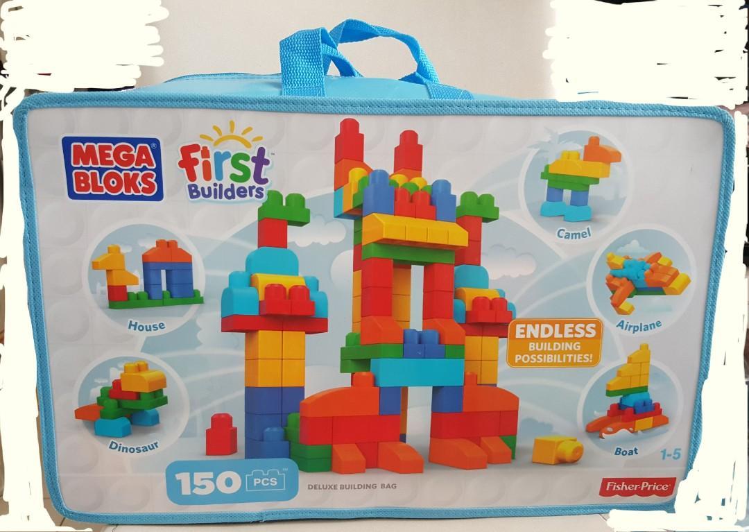 Mega Bloks積木
