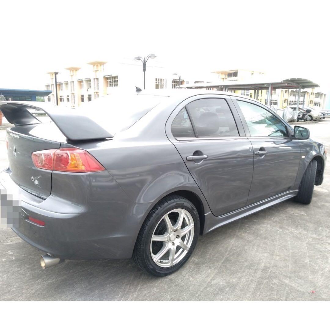 MITSUBISHI LANCER 1.5 EX - WITH GOJEK REBATE !!! TIP TOP CONDITION! SUPER ECONOMICAL, RELIABLE WORKHORSE, BUTTERY SMOOTH ENGINE, FRUGAL FUEL CONSUMPTION, EXCELLENT INTERIOR CONDITION, LOW FINANCIAL STRESS, GRAB/GOJEK READY!