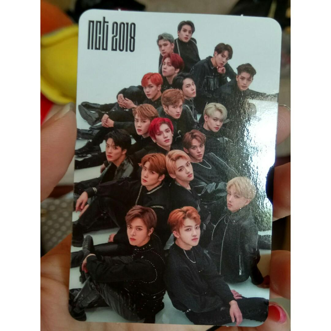 NCT 2018 EMPATHY GROUP COMPENSATION PC
