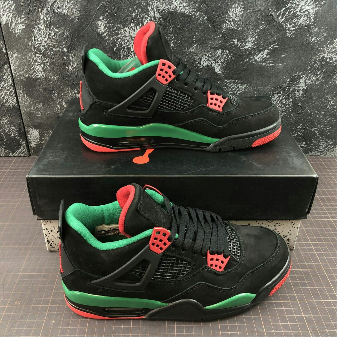 new style 2da96 39780 Nike Air Jordan 4 Do The Right Thing