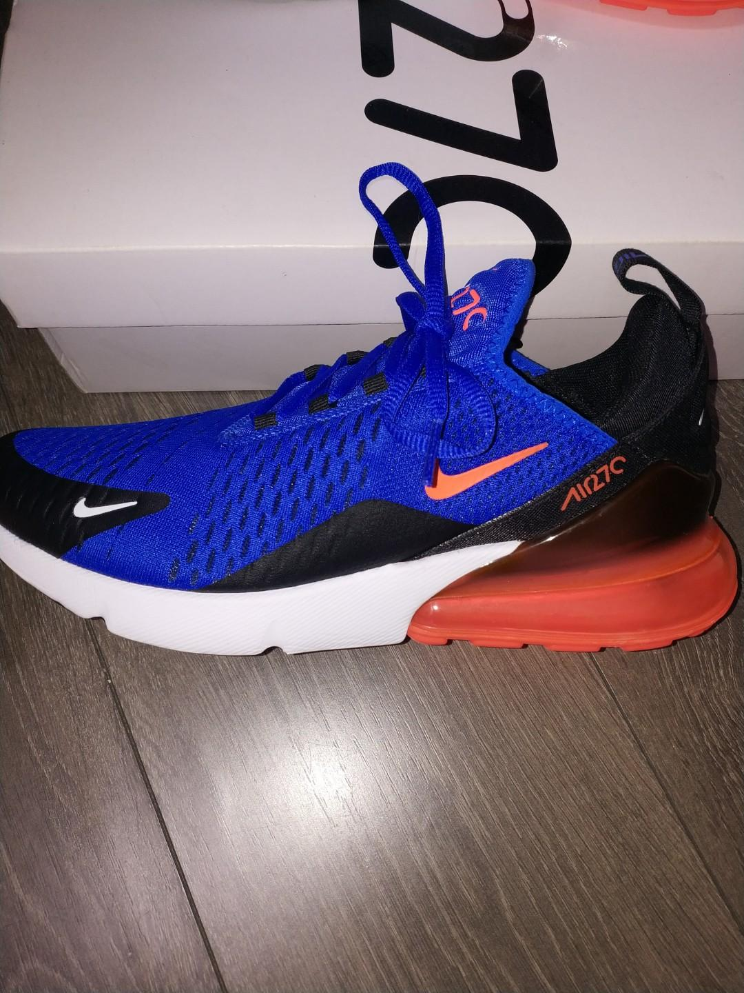 brand new 66132 31218 Nike Air Max 270, Men's Fashion, Footwear, Sneakers on Carousell