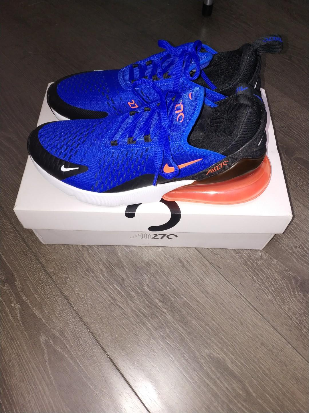 Nike Air Max 270, Men's Fashion, Footwear, Sneakers on Carousell