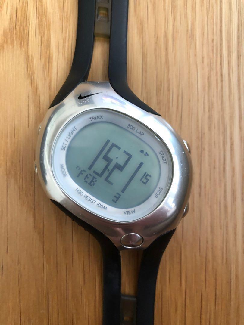 code promo 5d8b2 7217f Nike Triax WR0101 Watch