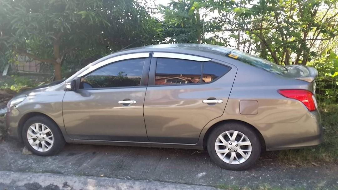 Nissan Almera 2016 A/T (2 Years remaining) assume balance. Gas and Go