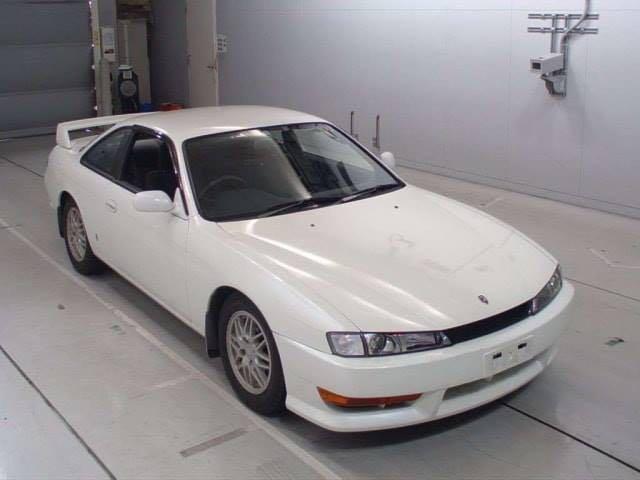 NISSAN Silvia s14 2000cc (價錢面議)