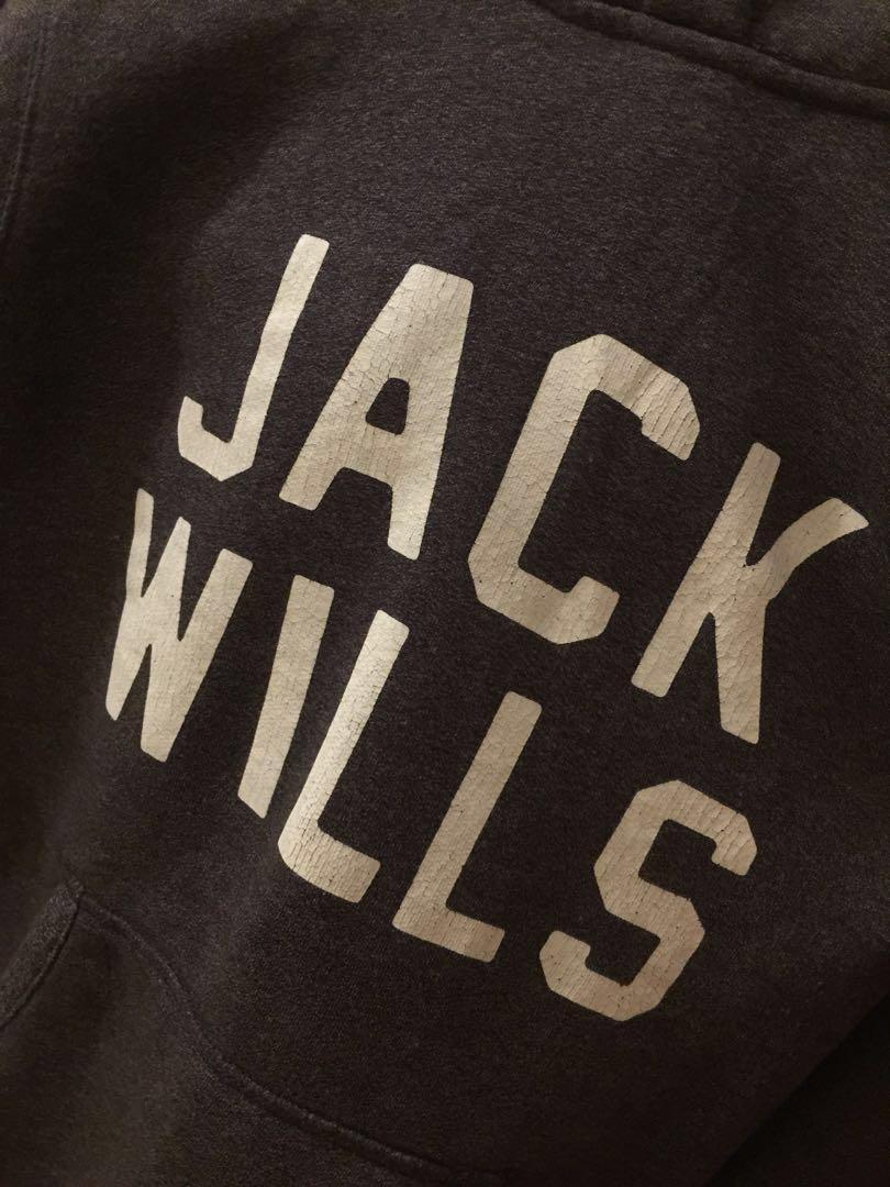 {NO EX} JACK WILLS HOODIE