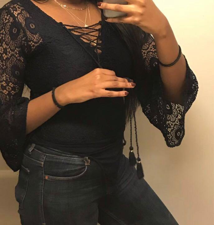 Nordstrom top S (worn once literally) retail price was 40