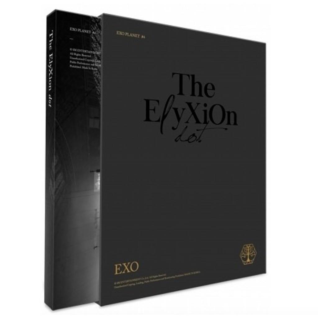 [OFFICIAL] EXO PLANET #4 THE ELYXION [DOT] Photobook & Live Album