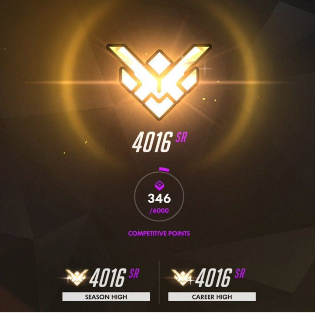 Overwatch Boosting/Coaching Services